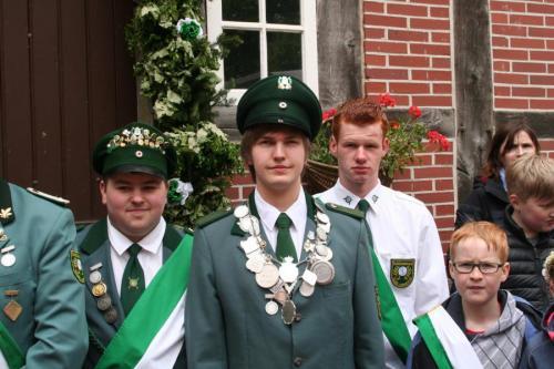 Schützenfest 2015 - 1. Festtag